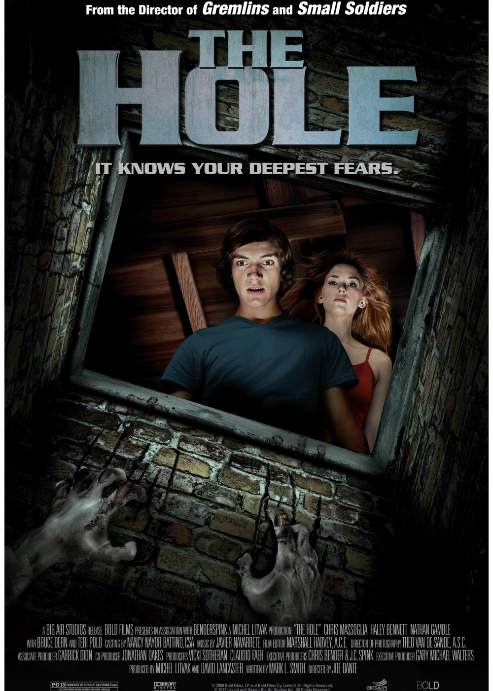 The Hole Die Geheimnisvolle Falltür