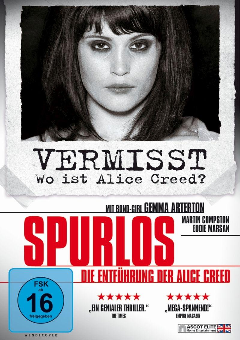 Spurlos Die Entführung Der Alice Creed Ganzer Film