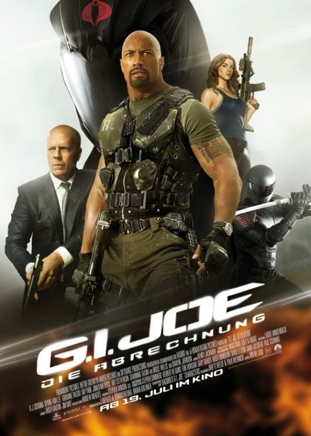 G.I. Joe – Die Abrechnung Stream