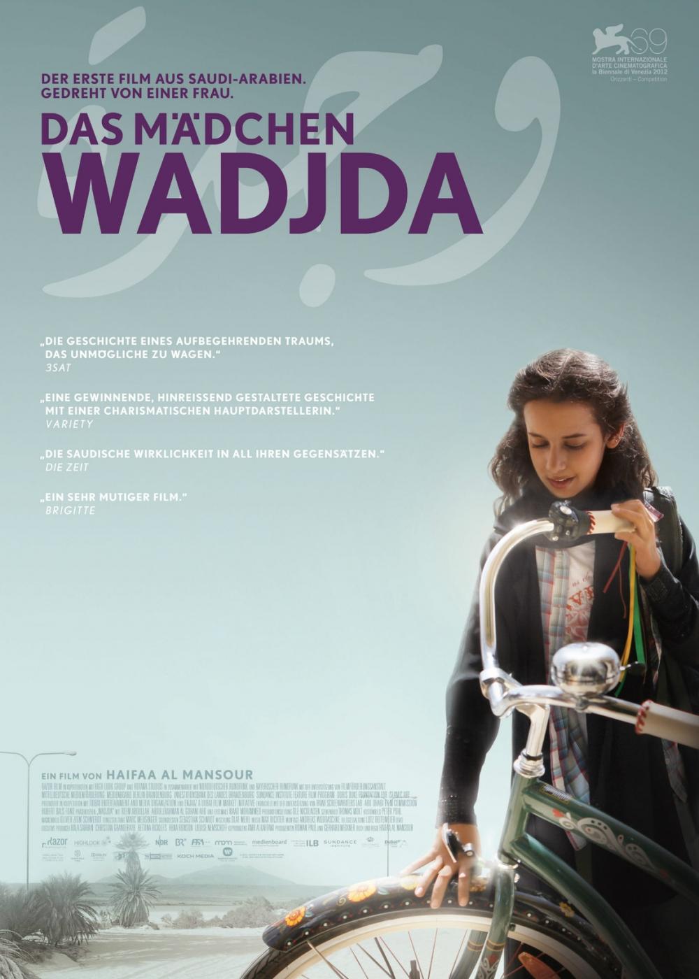 Film Das Mädchen Wadjda