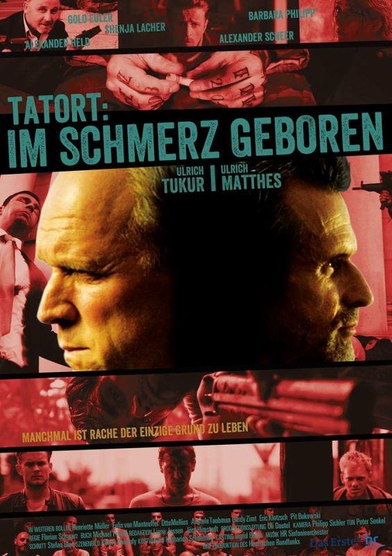 Tatort: Im Schmerz Geboren
