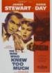 Cover: Der Mann, der zuviel wußte (1956)