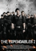 Cover: The Expendables 2 - Back for War (2012)