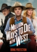 Cover: A Million Ways to Die in the West (2014)